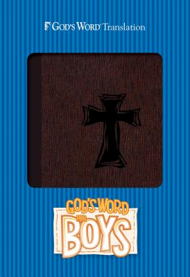 God's Word for Boys-GW-Cross Design - Richards, Larry, Dr. (Editor)