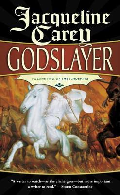 Godslayer - Carey, Jacqueline
