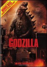 Godzilla [2 Discs] [Includes Digital Copy] [UltraViolet]