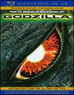 Godzilla [Includes Digital Copy] [Blu-ray]