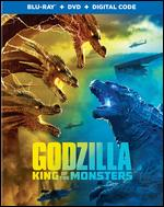 Godzilla: King of the Monsters [Includes Digital Copy] [Blu-ray/DVD] - Michael Dougherty
