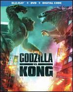 Godzilla vs. Kong [Includes Digital Copy] [Blu-ray/DVD] - Adam Wingard