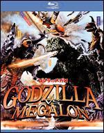 Godzilla vs. Megalon [Blu-ray] - Jun Fukuda