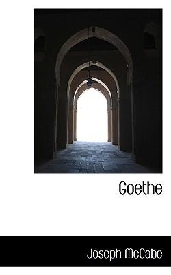 Goethe - McCabe, Joseph