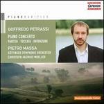 Goffredo Petrassi: Piano Concerto; Partita; Toccata & Invenzioni