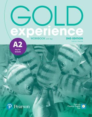 Gold Experience 2nd Edition A2 Workbook - Alevizos, Kathryn