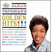 Golden Hits - Sarah Vaughan - Sarah Vaughan