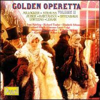 Golden Operetta, Vol. 2 - Adele Kern (soprano); Aksel Schiøtz (tenor); Anni Frind (soprano); Elisabeth Schumann (soprano); Gerhard Hüsch (baritone);...