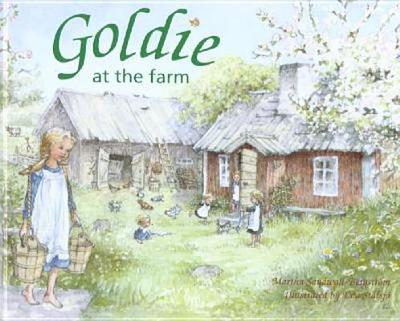 Goldie at the Farm - Sandwall-Bergstrvm, Martha