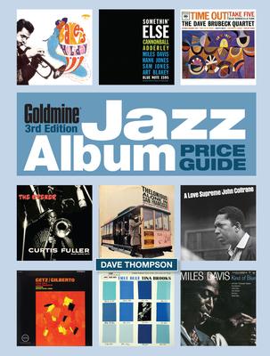 Goldmine Jazz Album Price Guide - Thompson, Dave
