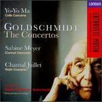 Goldschmidt: The Concertos
