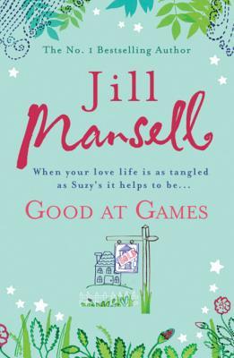 Good at Games - Mansell, Jill