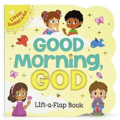 Good Morning, God - Swift, Ginger, and Sosa, Daniela (Illustrator), and Cottage Door Press (Editor)