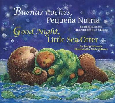 Good Night, Little Sea Otter - Halfmann, Janet