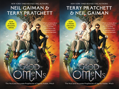 Good Omens: The Nice and Accurate Prophecies of Agnes Nutter, Witch - Gaiman, Neil, and Pratchett, Terry