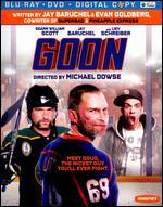 Goon [2 Discs] [Blu-ray/DVD] - Michael Dowse
