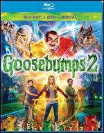 Goosebumps 2 [Includes Digital Copy] [Blu-ray/DVD]