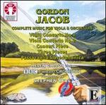 Gordon Jacob: Complete Music for Viola & Orchestra