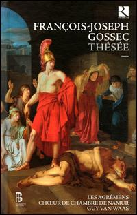 Gossec: Thésée [Includes Book] -