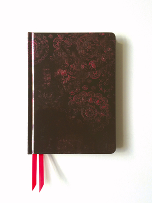 Gothic Dark Lace (Contemporary Foiled Journal) - Flame, Tree