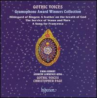 Gothic Voices: Gramophone Award Winners Collection - Andrew Lawrence-King (medieval harp); Andrew Parrott (tenor); Christopher Page (medieval harp); Emily van Evera (soprano);...