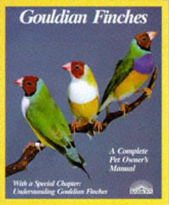 Gouldian Finches - Vriends, Matthew M