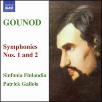 Gounod: Symphonies Nos. 1 & 2 - Finlandia Sinfonietta; Patrick Gallois (conductor)