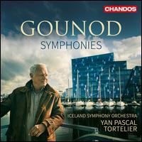 Gounod: Symphonies - Iceland Symphony Orchestra; Yan Pascal Tortelier (conductor)