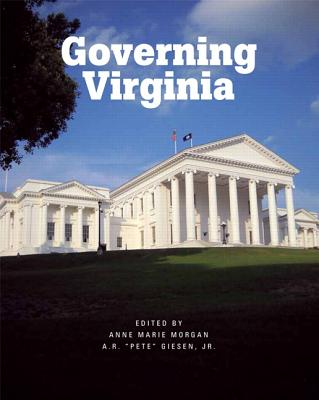Governing Virginia - Morgan, Anne Marie