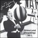 Gröna Lund Recordings, Vol. 1