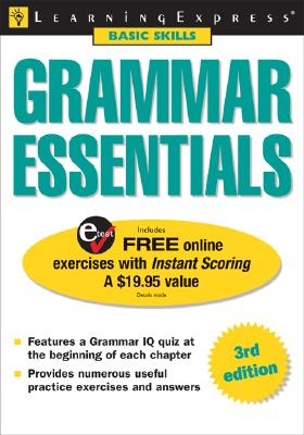 Grammar Essentials - Learning Express LLC (Compiled by)