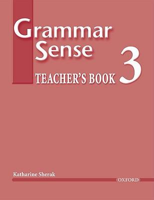 Grammar Sense 3 - Sherak, Katherine