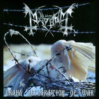 Grand Declaration of War - Mayhem
