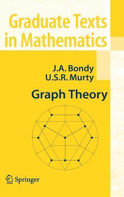 Graph Theory - Bondy, Adrian, and Murty, U S R