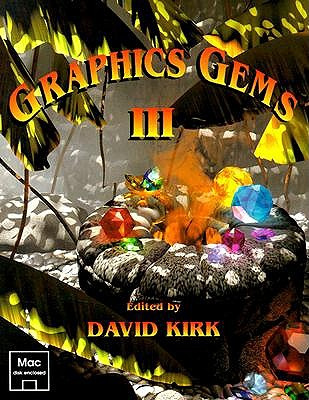 Graphics Gems III Mac Version - Kirk, and Kirk, David (Editor), and Glassner, Andrew S (Foreword by)