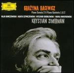 Grazyna Bacewicz: Piano Sonata No. 2; Piano Quintets Nos. 1 & 2