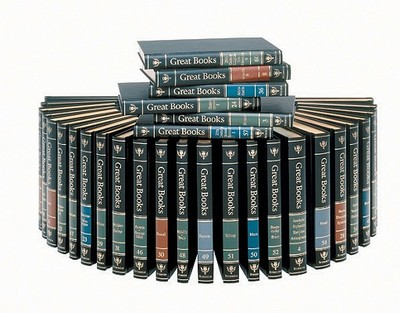 Great Books of the Western World (60 Volumes) - Encyclopedia Britannica Editorial (Editor)