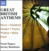 Great British Anthems - Alex Brougham (alto); Alysha de Ionno (soprano); Andrew Angus (baritone); Caroline Johnston (soprano); Chris Riley (tenor);...