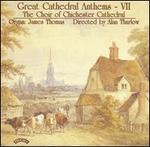 Great Cathedral Anthems, Vol. 7 - Daniel Spring (vocals); David Riley (vocals); Geoffrey Simmonds (vocals); James Mobbs (vocals); James Thomas (organ);...