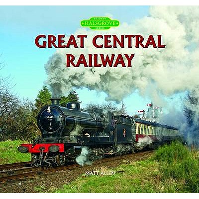 Great Central Railway - Allen, Matt