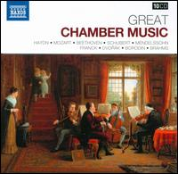 Great Chamber Music - Auer Quartet; Boris Rener (clarinet); Budapest Haydn Quartet; Csaba Onczay (cello); Danubius String Quartet; Eder Quartet;...