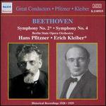 Great Conductors: Pfitzner, Kleiber