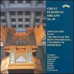 Great European Organs No. 49: The Organ of the Reid Concert Hall, University of Edinburgh