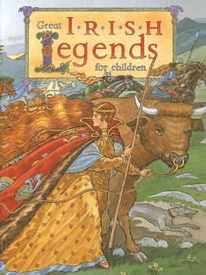 Great Irish Legends for Children - Carroll, Yvonne