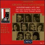 Great Mozart Singers, Vol. 5: Concert Arias 1972-83
