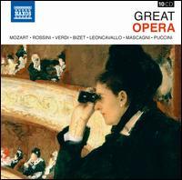 Great Opera - Adrianne Pieczonka (vocals); Alan Titus (vocals); Alzbeta Michalkova (vocals); Angelo Romano (vocals);...