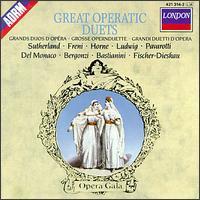 Great Operatic Duets - April Cantelo (vocals); Carlo Bergonzi (vocals); Christa Ludwig (vocals); Dietrich Fischer-Dieskau (vocals);...