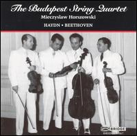 Great Performances From The Library Of Congress, Vol. 5: Budapest String Quartet - Alexander Schneider (violin); Boris Kroyt (viola); Budapest Quartet; Joseph Roisman (violin); Mieczyslaw Horszowski (piano);...