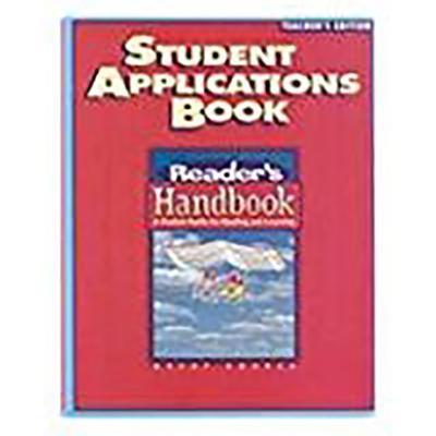Great Source Reader's Handbooks: Teacher's Edition Grade 7 2002 - Robb, Laura, and Klemp, Ron, and Schwartz, Wendell