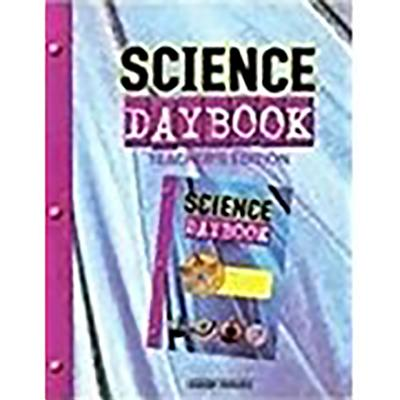 Great Source Science Daybooks: Teacher Edition Grade 4 2004 - Great Source (Prepared for publication by)